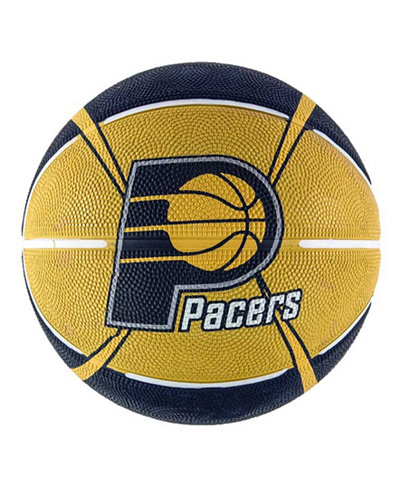 Spalding Indiana Pacers Size 3 Logo Basketball