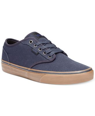 vans men's atwood brown