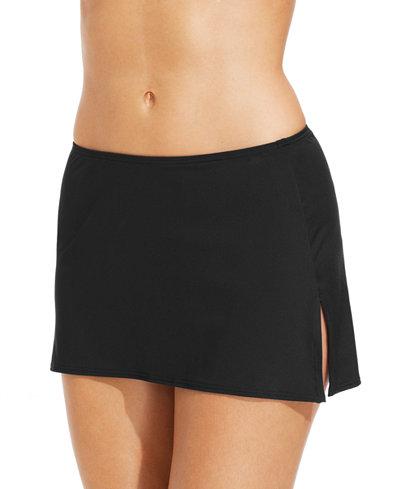 Coco Reef Solid Slit Swim Skirt
