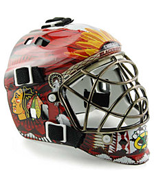 Franklin Chicago Blackhawks NHL Team Mini Goalie Mask