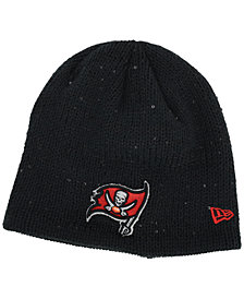 New Era Women's Tampa Bay Buccaneers Glistener Knit Hat