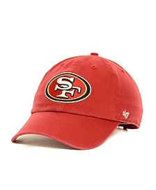 '47 Brand San Francisco 49ers Clean Up Cap