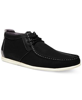Madden Realm Wallabee Chukka Boots - All Men's Shoes - Men - Macy's