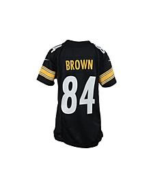 Kids' Antonio Brown Pittsburgh Steelers Game Jersey, Big Boys (8-20)