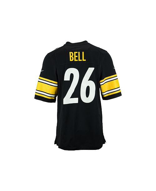 4d643fee2b5 Nike Men's Le'Veon Bell Pittsburgh Steelers Game Jersey & Reviews ...