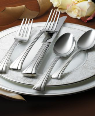 Waterford  Mont Clare  65-Pc Flatware Set Service for 12 & Waterford