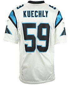 Nike Men's Luke Kuechly Carolina Panthers Limited Jersey