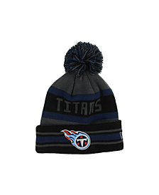 New Era Tennessee Titans Pop Jake Knit Hat