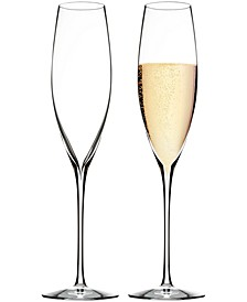 Waterford Champagne Classic Flute Pair