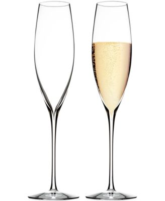 waterford elegance champagne classic flute pair - Waterford Champagne Flutes