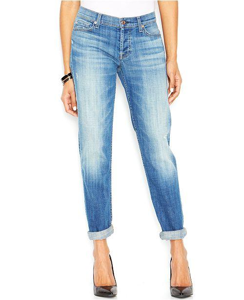 Jeans Mankind Josefina Boyfriend Macy's 7 All For Women wCX1q66n