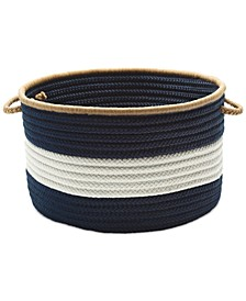 Baja-Stripe Basket