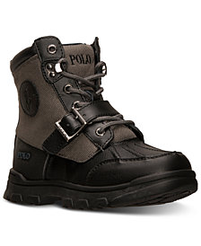 Polo Ralph Lauren Little Boys' Boots from Finish Line