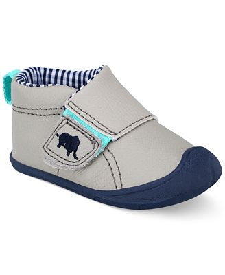 Carter s Every Step Stage 1 Crawling Andy Shoes Baby Boys