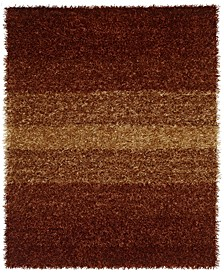 CLOSEOUT! Metallics Shades Shag 8' x 10' Area Rug