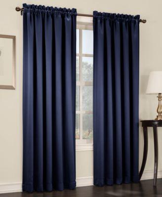 Living Room Curtains living room curtains and drapes - macy's