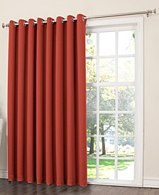"Grant 100"" x 84"" Grommet Top Patio Curtain Panel"