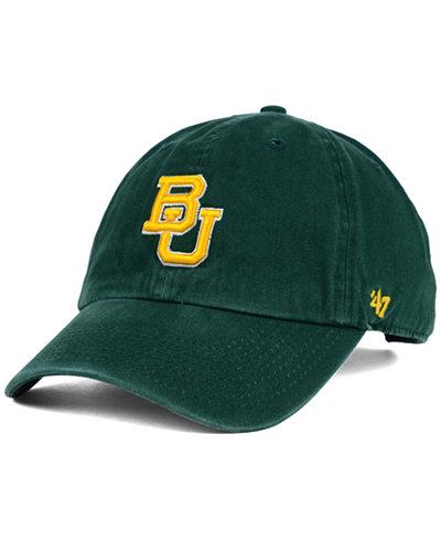 '47 Brand Baylor Bears Clean-Up Cap