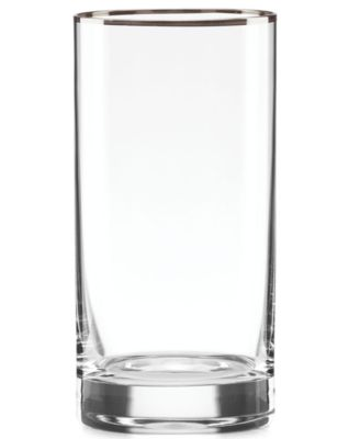 Timeless Platinum Highball Glass