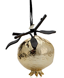 Michael Aram Gold Pomegranate Ornament