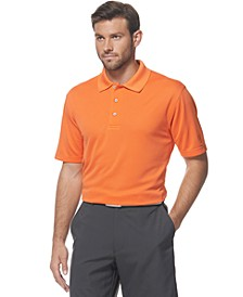 Airflux Solid Golf Polo