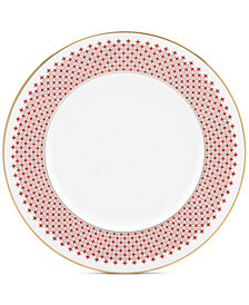 kate spade new york Jemma Street Dinner Plate