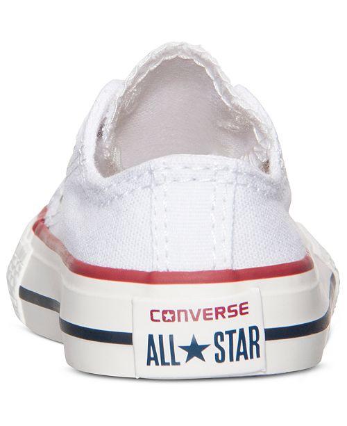 189541dea627 Converse Baby (1-4)   Toddler (4.5-10.5) Chuck Taylor Original ...