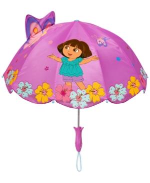 Nickelodeon's Dora The Explorer Kidorable Little Girls' or Toddler Girls' Umbrella