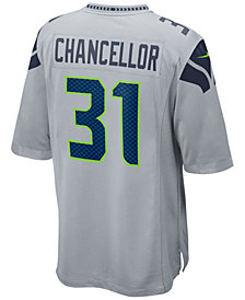 Nike Men's Kam Chancellor Seattle Seahawks Game Jersey