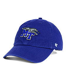 '47 Brand Middle Tennessee State Blue Raiders Clean-Up Cap