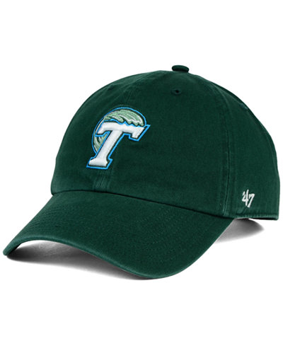 '47 Brand Tulane Green Wave Clean-Up Cap