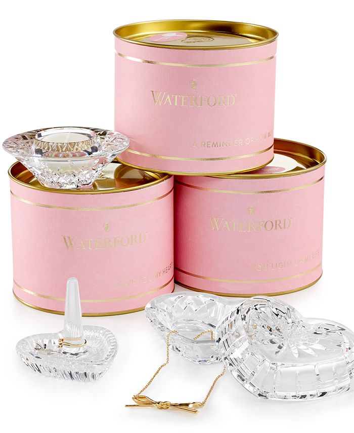 Waterford - Pink Giftology Collection