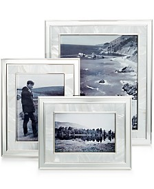 Martha Stewart Collection Mother of Pearl Frame Collection
