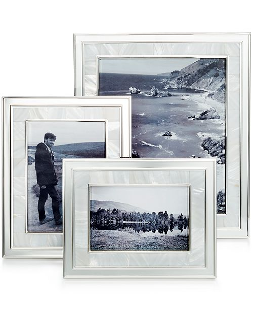 Martha Stewart Collection Mother Of Pearl Frame Collection Picture