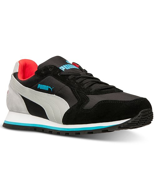 7a48dfaf401b Puma Men s ST Runner Ripstop Casual Sneakers from Finish Line ...