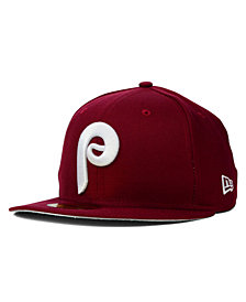 New Era Philadelphia Phillies MLB Cooperstown 59FIFTY Cap