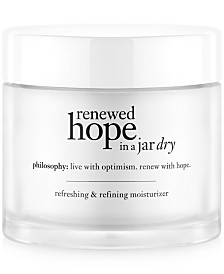 philosophy renewed hope in a jar dry, 2 oz.