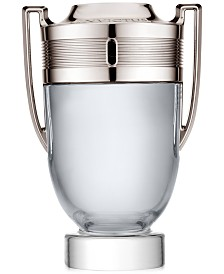 Paco Rabanne Men's Invictus Eau de Toilette, 3.4 oz