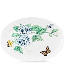 Butterfly Meadow Large Oval Platter