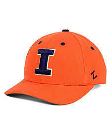 Zephyr Illinois Fighting Illini Competitor Cap
