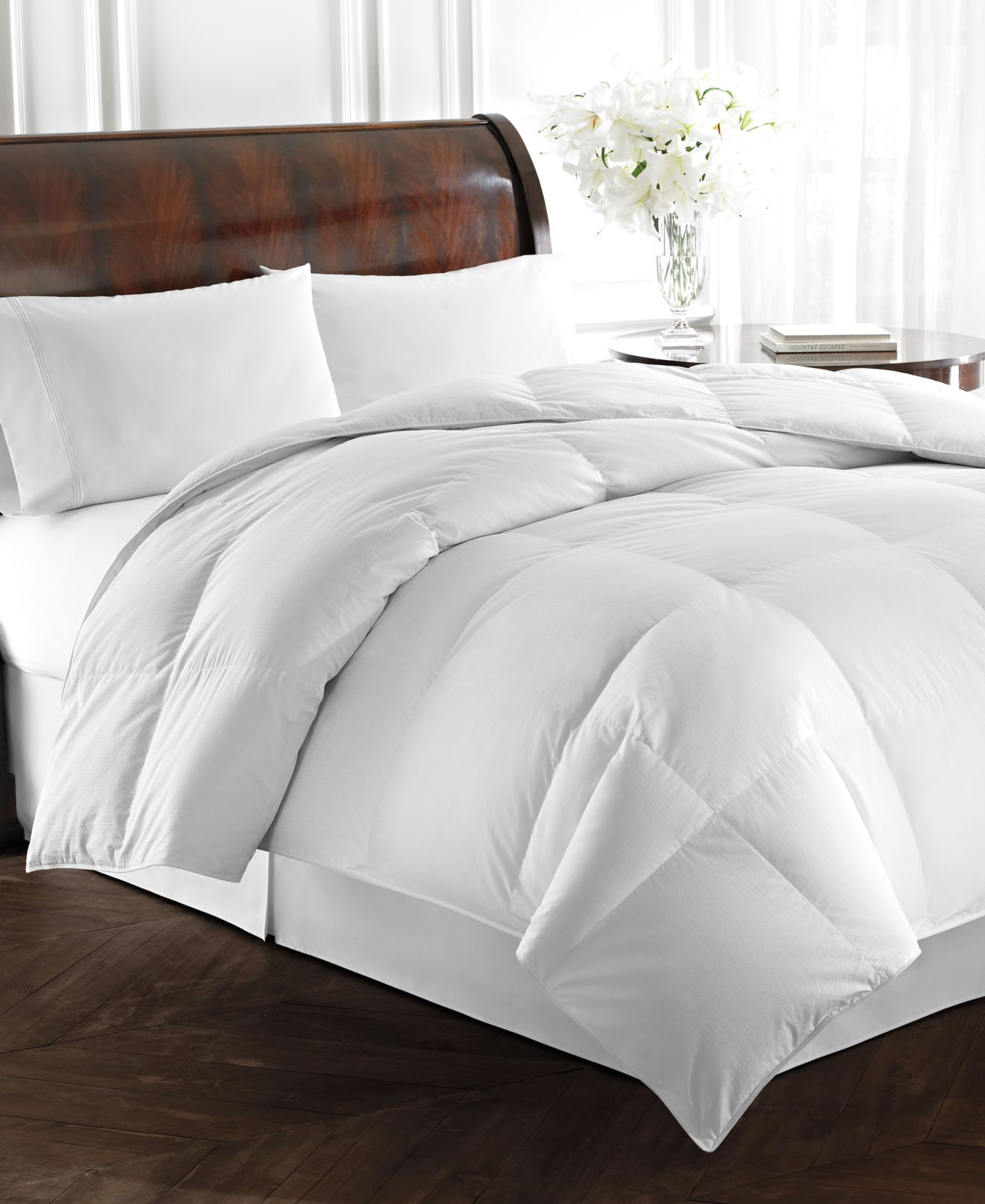 Best Comforter Material down comforters and down alternative - macy's