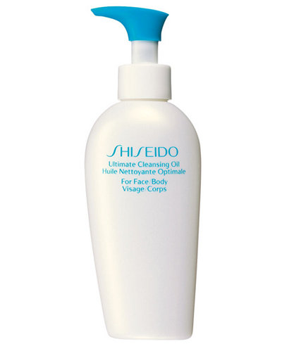 Shiseido Ultimate Cleansing Oil, 5 oz