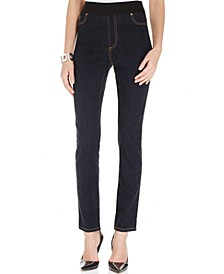 Dark Rinse Jegging Pants