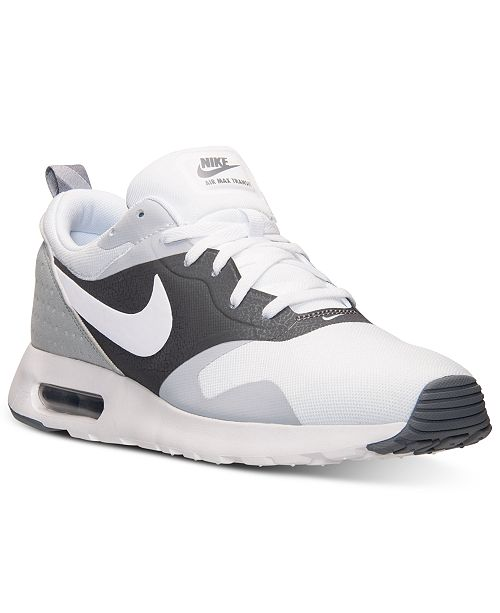 9d86ccd7094220 Nike Men s Air Max Tavas Sneakers from Finish Line   Reviews ...