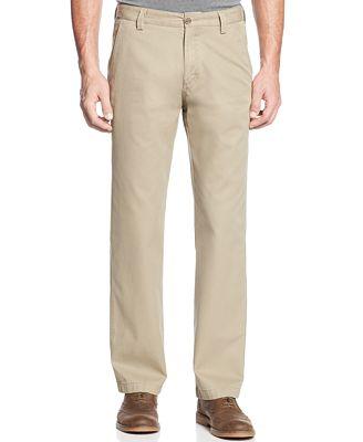 Cutter & Buck Big and Tall Men's Beckett Flat-Front Pants