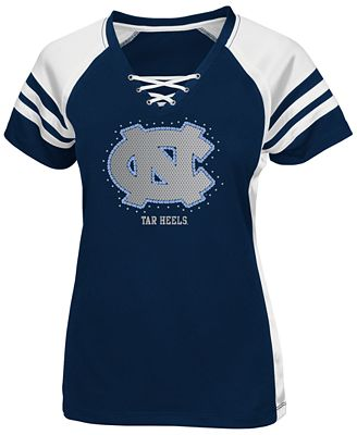 VF Licensed Sports Group Women's Short-Sleeve North Carolina Tar Heels T-Shirt