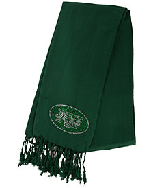 Little Earth Women's New York Jets Pashi Fan Scarf