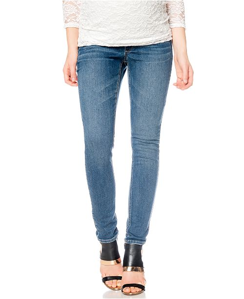 Jessica Simpson Maternity Skinny Jeans, Medium Wash