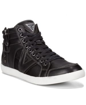 Guess Jarlen Hi-Top Sneakers Men