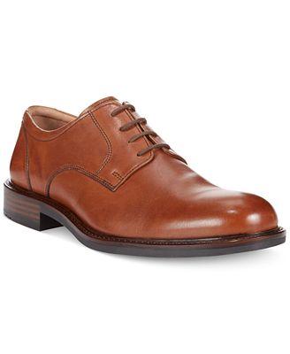 Johnston & Murphy Men's Tabor Plain Toe Oxford Men's Shoes
